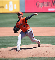 Luis Amaya - San Francisco Giants 2019 extended spring training (Bill Mitchell)
