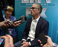MIAMI BEACH, FL - JANUARY 28: Mike Pereira attends the Fox Sports Media Day during Super Bowl LIV week on January 28, 2020 in Miami Beach, Florida. (Photo by Frank Micelotta/Fox Sports/PictureGroup)
