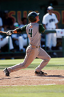 Kyle Smith - 2009 Cal Poly Mustangs.Photo by:  Bill Mitchell/Four Seam Images