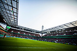 01.05.2019, RheinEnergie Stadion , K&ouml;ln, GER, DFB Pokalfinale der Frauen, VfL Wolfsburg vs SC Freiburg, DFB REGULATIONS PROHIBIT ANY USE OF PHOTOGRAPHS AS IMAGE SEQUENCES AND/OR QUASI-VIDEO<br /> <br /> im Bild | picture shows:<br /> Blick in das K&ouml;lner Stadion, <br /> <br /> Foto &copy; nordphoto / Rauch
