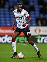 Bolton Wanderers' Sammy Ameobi <br /> <br /> Photographer Andrew Kearns/CameraSport<br /> <br /> The EFL Sky Bet Championship - Bolton Wanderers v Sheffield Wednesday - Tuesday 12th March 2019 - University of Bolton Stadium - Bolton<br /> <br /> World Copyright © 2019 CameraSport. All rights reserved. 43 Linden Ave. Countesthorpe. Leicester. England. LE8 5PG - Tel: +44 (0) 116 277 4147 - admin@camerasport.com - www.camerasport.com