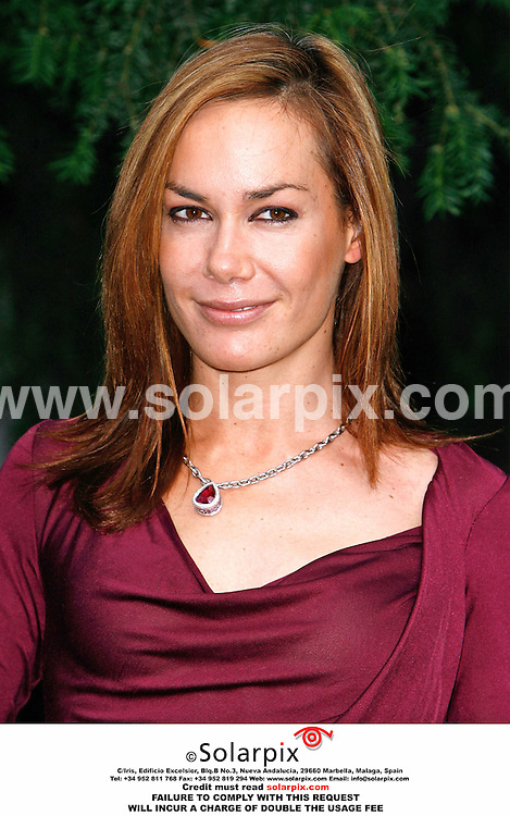 ALL ROUND PICTURES FROM SOLARPIX.COM. .Tara Palmer Tomkinson arrives for the David Frost Summer party in Carlyle Square, London on 05.07.06. Job Ref: 2548/SFE..MUST CREDIT SOLARPIX.COM OR DOUBLE FEE WILL BE CHARGED..