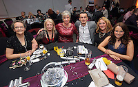 Pictured: Suzanne Eames (C)<br />