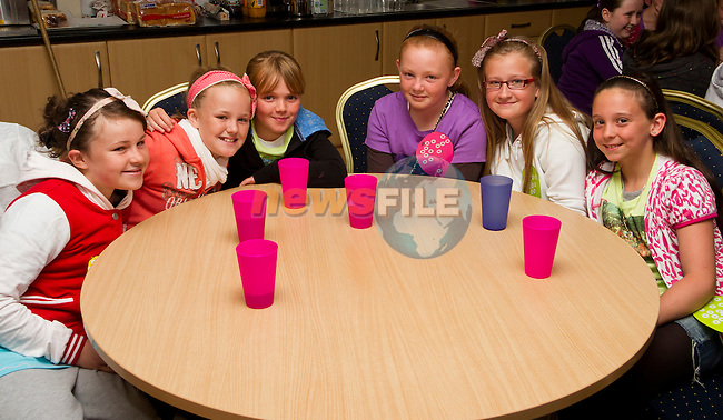 Marymount Primary School Campa Samhraidh (Summer Camp) 2011..Picture: Shane Maguire / www.newsfile.ie.