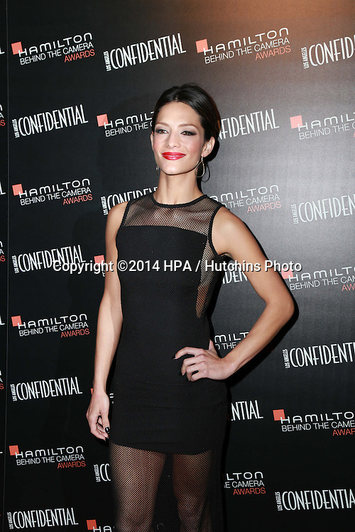 LOS ANGELES - NOV 9:  Sandra Vergara at the Hamilton Behind The Camera Awards at the Wilshire Ebell Theater on November 9, 2014 in Los Angeles, CA