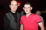 Fergal O'Brien with Karl O'Donoghue at the Snooker Exhibition with Fergal O'Brien in aid of SOSAD in The Star and Crescent Snooker Club...Photo NEWSFILE/Jenny Matthews.(Photo credit should read Jenny Matthews/NEWSFILE)....This Picture has been sent you under the condtions enclosed by:.Newsfile Ltd..The Studio,.Millmount Abbey,.Drogheda,.Co Meath..Ireland..Tel: +353(0)41-9871240.Fax: +353(0)41-9871260.GSM: +353(0)86-2500958.email: pictures@newsfile.ie.www.newsfile.ie.FTP: 193.120.102.198.