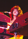 Journey 1978 Gregg Rolie.© Chris Walter.