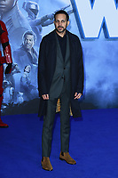 """Dynamo<br /> arriving for the """"Star Wars: The Rise of Skywalker"""" premiere at the Cineworld Leicester Square, London.<br /> <br /> ©Ash Knotek  D3545 17/12/2019"""