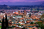 Colombia, Zipaquira, Cudinamarca Province,  Diocesan Cathedral, Andes Mountains