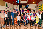 30th Birthday : Paudie Sheehan, Kilaney , Glin celebrating his 30th birthday with family & friends at the Kingdom Bar, Listowel on Friday night last.