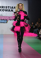 8 March 2019 - Los Angeles, California - Paris Hilton. Christian Cowan x The Powerpuff Girls Runway Show at City Market Social House. <br /> CAP/ADM/FS<br /> &copy;FS/ADM/Capital Pictures