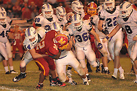 HHS Football v Murphysboro 091412