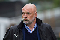Fleetwood Town manager Uwe Rosler during the Sky Bet League 1 match between Plymouth Argyle and Fleetwood Town at Home Park, Plymouth, England on 7 October 2017. Photo by Mark  Hawkins / PRiME Media Images.