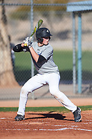 Cole Stenstrom (51), from Lino Lakes, Minnesota, while playing for the Tigers during the Under Armour Baseball Factory Recruiting Classic at Red Mountain Baseball Complex on December 29, 2017 in Mesa, Arizona. (Zachary Lucy/Four Seam Images)
