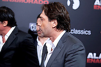 "Spanish actor Javier Bardem attends the ""Alacran Enamorado"" Premiere in Madrid at the Callao Cinema"