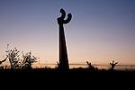 Sebastian urban sculptures Toledo Spain