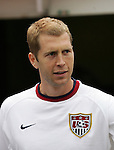 26 May 2006: Gregg Berhalter (USA), who joined the World Cup team today replacing the injured Cory Gibbs (not pictured). The United States Men's National Team defeated their counterparts from Venezuela 2-0 at Cleveland Browns Stadium in Cleveland, Ohio in a men's international friendly soccer game.