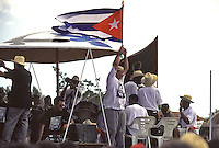 maj 1st celebration in  Cuba