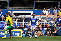 Jota of Birmingham City runs with the ball during Birmingham City vs Norwich City, Sky Bet EFL Championship Football at St Andrews on 4th August 2018