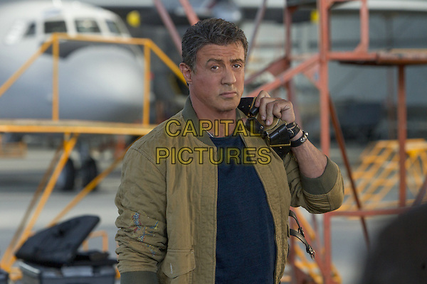 Sylvester Stallone<br /> in The Expendables 3 (2014) <br /> *Filmstill - Editorial Use Only*<br /> CAP/NFS<br /> Image supplied by Capital Pictures