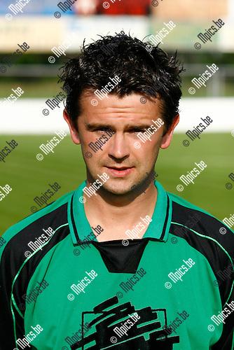 2007-08-01 / Voetbal / Branddonk / Dirk Van Ham