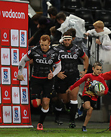 DURBAN, SOUTH AFRICA - MAY 27: Philip van der Walt (captain) of the Cell C Sharks during the Super Rugby match between Cell C Sharks and DHL Stormers at Growthpoint Kings Park on May 27, 2017 in Durban, South Africa. Photo by Steve Haag / stevehaagsports.com