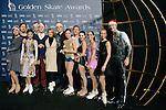 20/10/2012 - Grandi nomi del pattinaggio di figura su ghiaccio, si esibiscono per il Golden Skate 2012 al Palavela di Torino, il 20 ottobre 2012.