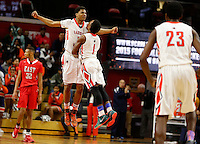Group 4 State Championship:  Paterson Eastside vs Cherry Hill East boys basketball