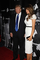 DONALD,MELANIA TRUMP<br /> at Sirius XM radio reopens Studio 54<br /> ''One Night Only'' 10-18-2011<br /> Photo By John Barrett/PHOTOlink.net