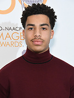 09 March 2019 - Hollywood, California - Marcus Scribner. 50th NAACP Image Awards Nominees Luncheon held at the Loews Hollywood Hotel.  <br /> CAP/ADM/BT<br /> &copy;BT/ADM/Capital Pictures