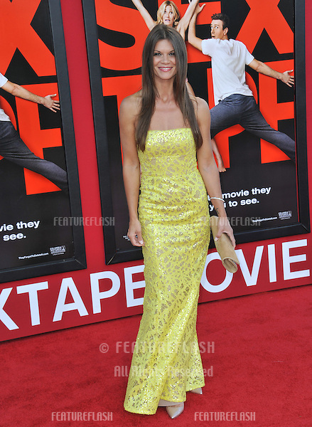 Danielle Vasinova at the world premiere of &quot;Sex Tape&quot; at the Regency Village Theatre, Westwood.<br /> July 10, 2014  Los Angeles, CA<br /> Picture: Paul Smith / Featureflash