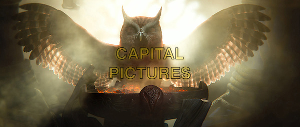 Ezylryb, voiced by GEOFFREY RUSH.in Legend of the Guardians: The Owls of Ga'Hoole.*Filmstill - Editorial Use Only*.CAP/FB.Supplied by Capital Pictures.