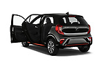 Car images close up view of a 2019 KIA Picanto GT Line 5 Door Hatchback doors