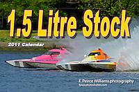 2011 1.5 Litre Stock Calendar