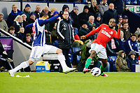 Saturday, 9 March 2013<br /> <br /> Pictured: <br /> <br /> Re: Barclays Premier League West Bromich Albion v Swansea City FC  at the Hawthorns, Birmingham, West Midlands