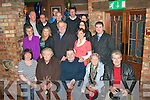2953-2957.---------.Nifty fifty.-----------.Tommy Carroll,Ballymac,Tralee(seated centre)had an enjoyable evening in the Meadowlands hotel,Oakpark,Tralee last Saturday celebrating his 50th birthday with family and friends.