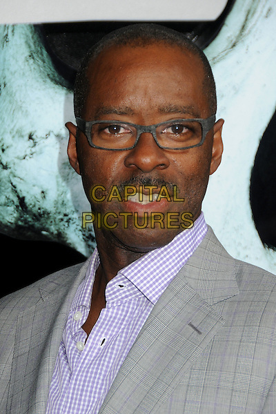 "Courtney B. Vance.""Final Destination 5"" Los Angeles Special Screening held at Grauman's Chinese Theatre, Hollywood, California, USA..August 10th, 2011.headshot portrait grey gray purple glasses moustache mustache facial hair .CAP/ADM/BP.©Byron Purvis/AdMedia/Capital Pictures."