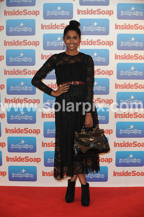 **ALL ROUND PICTURES FROM SOLARPIX.COM**                                             **WORLDWIDE SYNDICATION RIGHTS**                                                                                  Caption: The Inside Soap Awards 2010 at Gilgamesh on September 26, 2010 in London                                                                              This pic:     Meryl Fernandes                                                                           JOB REF:  14025       LNJ       DATE: 26.09.2011                                                           **MUST CREDIT SOLARPIX.COM OR DOUBLE FEE WILL BE CHARGED**                                                                      **MUST AGREE FEE BEFORE ONLINE USAGE**                               **CALL US ON: +34 952 811 768 or LOW RATE FROM UK 0844 617 7637**