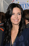 Courteney Cox Arquette at the world premiere of Bedtime Stories held at El Capitan Theatre Hollywood, Ca. December 18, 2008. Fitzroy Barrett