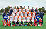 2012 Ned. heren Melbourne