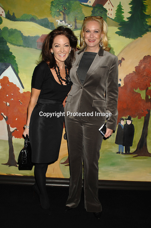 Margaret Russell and Nina Griscom ..arriving at The 53rd Annual Winter Antiques Show on ..January 18, 2007 at The Seventh Regiment Armory. ..The proceeds benefit East Side House Settlement of the South Bronx. ..Robin Platzer, Twin Images