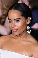 "WESTWOOD, LOS ANGELES, CA, USA - MARCH 18: Zoe Kravitz at the World Premiere Of Summit Entertainment's ""Divergent"" held at the Regency Bruin Theatre on March 18, 2014 in Westwood, Los Angeles, California, United States. (Photo by David Acosta/Celebrity Monitor)"