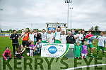 winners Tralee Celtic FC in the Denny Division 1a League final against Mitchels Avenue FC  at Mounthawk Park on Sunday
