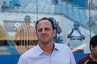 BARUERI, SP, 05.02.2017 - AUDAX-SÃO PAULO - Rogerio Ceni do São Paulo durante partida contra o Audax, pela 1ª rodada do Campeonato Paulista 2017, na Arena Barueri, na tarde deste domingo, 05.  (Foto: Adriana Spaca/Brazil Photo Press)