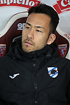 Maya Yoshida of Sampdoria during the Serie A match at Stadio Grande Torino, Turin. Picture date: 8th February 2020. Picture credit should read: Jonathan Moscrop/Sportimage