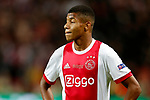 Kenny Tete of Ajax looks dejected during the UEFA Europa League Final match at the Friends Arena, Stockholm. Picture date: May 24th, 2017.Picture credit should read: Matt McNulty/Sportimage