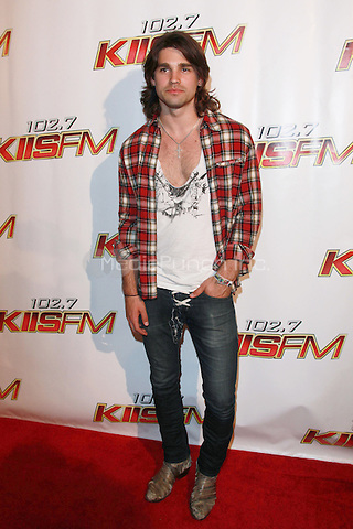 Justin Gaston at KIIS FM's Wango Tango 2010 at Staples Center  in Los Angeles, California. May 15, 2010  Credit: Dennis Van Tine/MediaPunch
