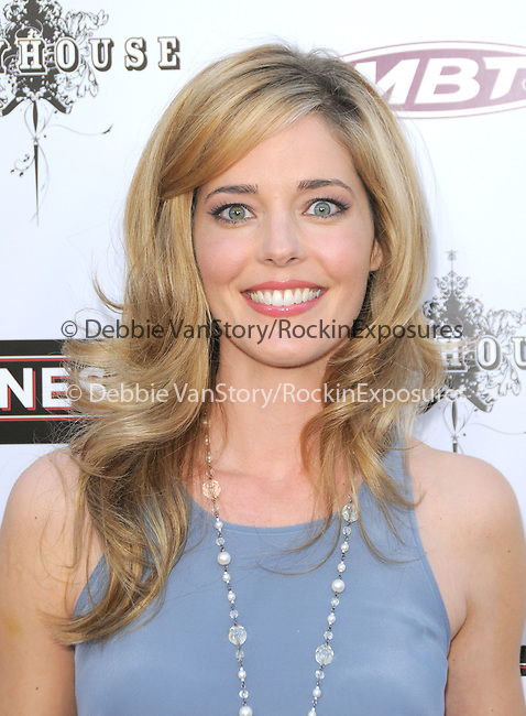 Christina Moore at the L.A. Premiere of The Joneses held at The Arclight Theatre in Hollywood, California on April 08,2010                                                                   Copyright 2010  DVS / RockinExposures