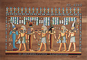 Interlitho, MODERN, Fantasy, paintings, 4 men, 3 women, egypt.sym., KL4345,#N# illustrations, pinturas