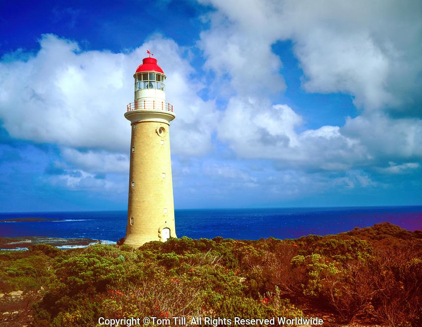 Lighthouse, Kangaroo Island, South Australia, FLinders Chase National Park, South Coast of Kangaroo Island